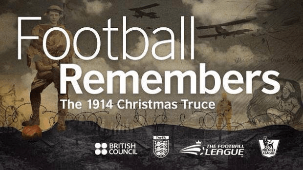 All Together Now – Football remembers the 1914 Christmas Truce