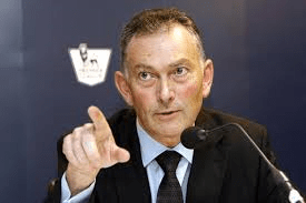 Richard Scudamore, the 39th game and the 'unsinkable ship'