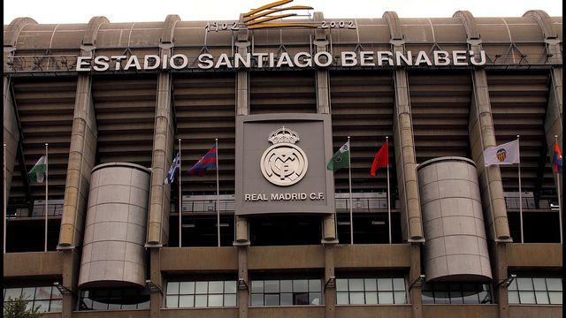 The British influence on the Bernabeu – where it all began