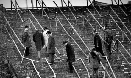Ibrox '71 –  Stairway 13 and the lost boys of Markinch