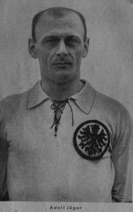Adolf Jäger - Nationaldress 1925