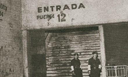 River vs. Boca '68 – The tragedy of La Puerta 12