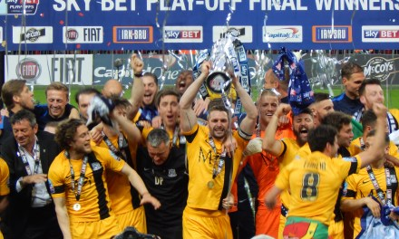 Football League season review: Southend United's play-off joy for the perma-tanned Brown