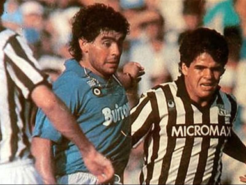 Sibling Rivalry, part 1: Maradona vs. Maradona