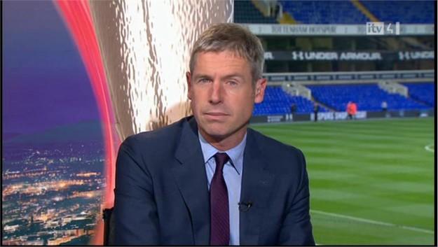 An interview with…TV sports presenter Matt Smith