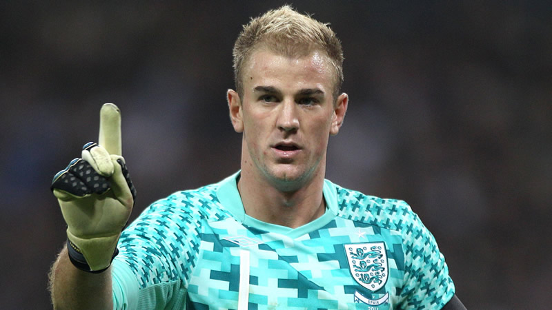 Does Joe Hart get the recognition he deserves with England?