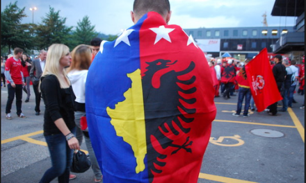 Celebrating together – Albania and Kosovo in the most amicable of friendlies