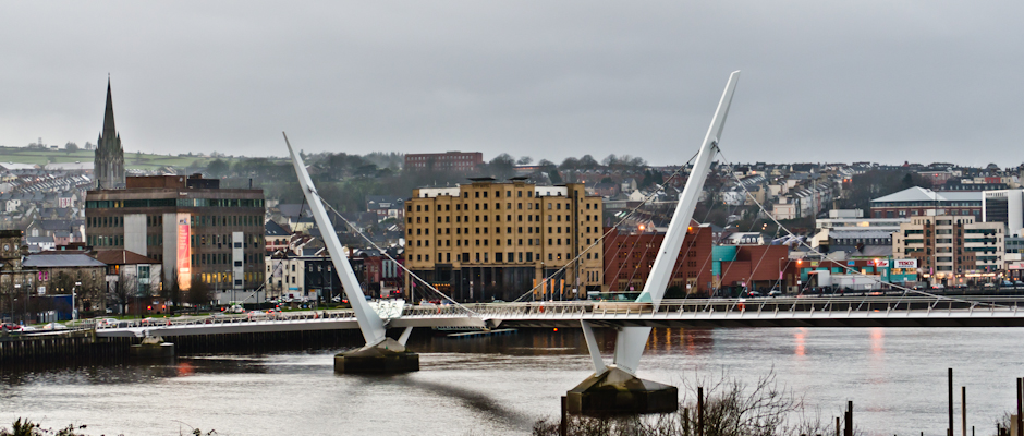 The Outsiders, Part 3: Derry City
