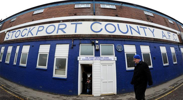 The fall of Stockport County – a cautionary tale