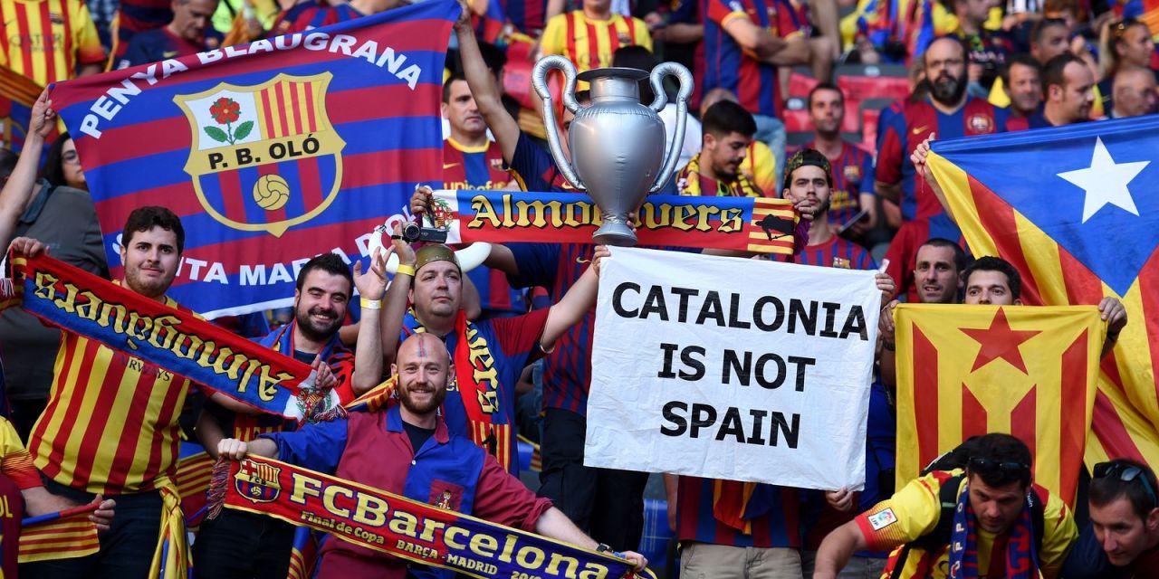 Barcelona: More than a club, more than a nation?