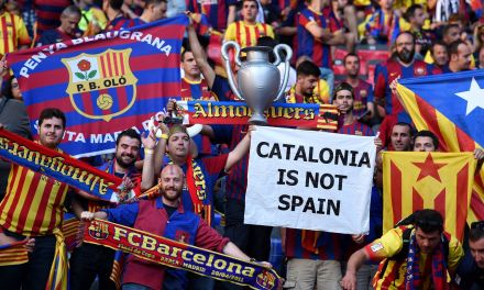 Barcelona: More than a club, more than a nation?
