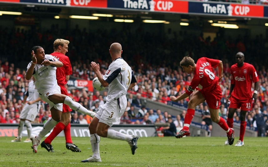 Classic game of the week no.5: West Ham United 3-3 Liverpool FA Cup final 2006