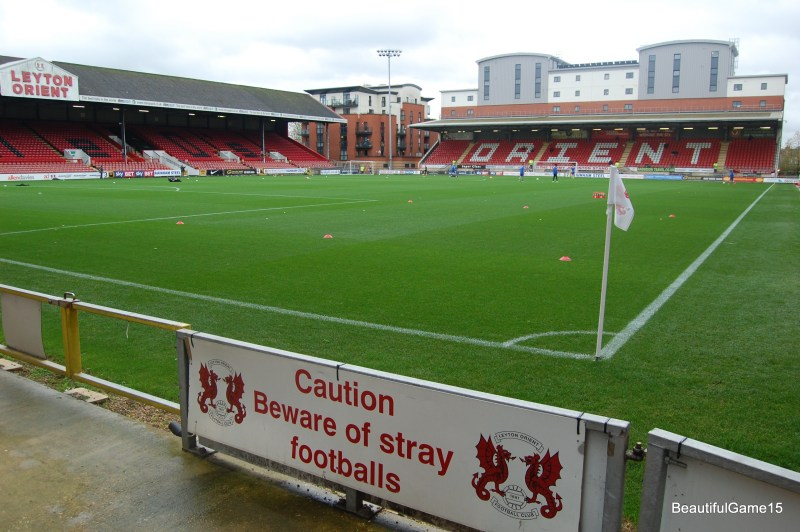Leyton Orient FC v Staines FC 057