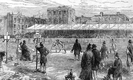 Riots, rowing and redevelopment: the FA Cup's lost London venue