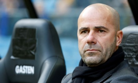 BOSH! Peter Bosz takes charge at Ajax