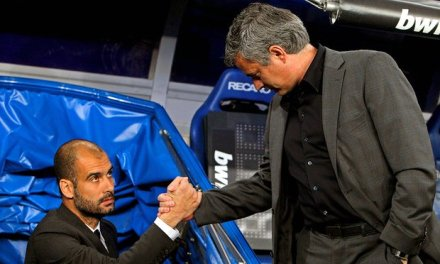 The fractious history of Guardiola and Mourinho