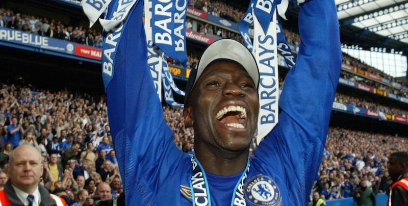 Claude Makelele – Man, midfielder, starring role