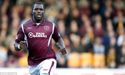 Christian Nade – Scottish football's most unlikely journeyman