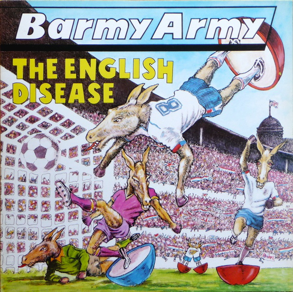 Shane MacGowan, Colin Moynihan and Gracie Fields: The English Disease that combines music and football