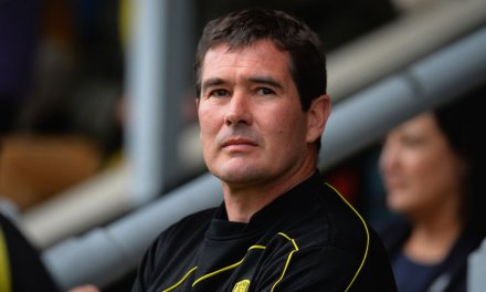 Nigel Clough: Still shining in Daddy's formidable shadow