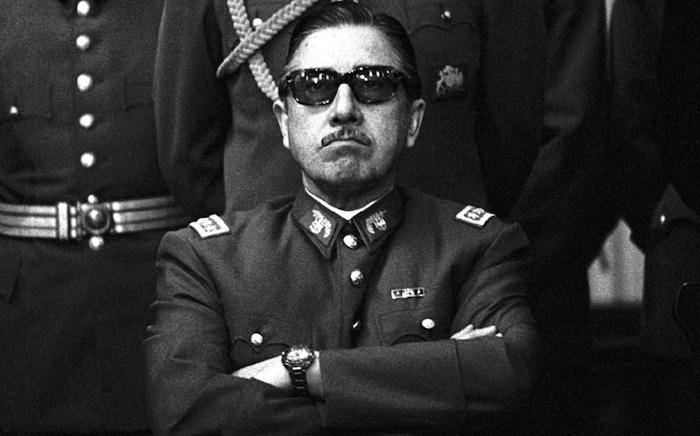 Augusto Pinochet in 1973
