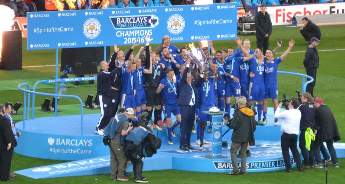 Leicester City continue to succeed in the Champions League