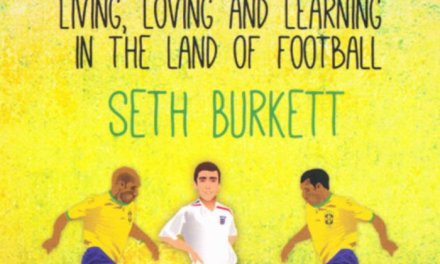 Book review: The Boy in Brazil by Seth Burkett