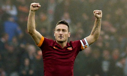 Francesco Totti – The benched emperor