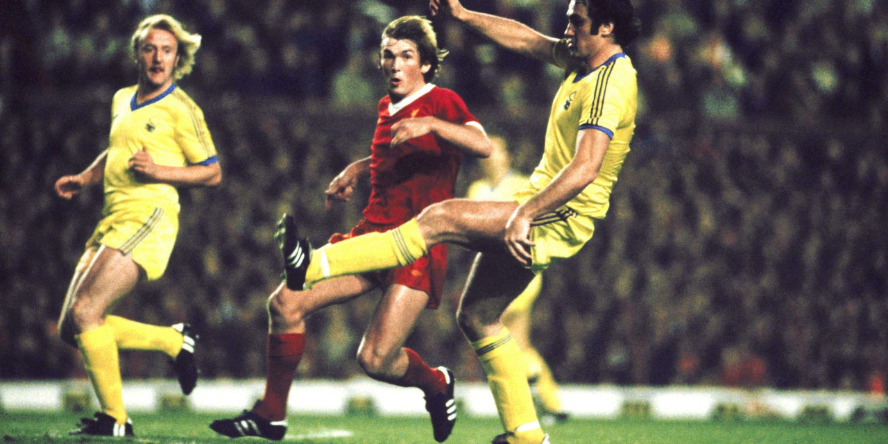 Season 78/79: Forest withstand Liverpool onslaught to dump Reds out of Europe