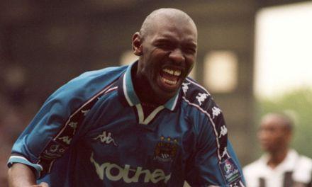 Shaun Goater – a gradual love affair with Manchester City