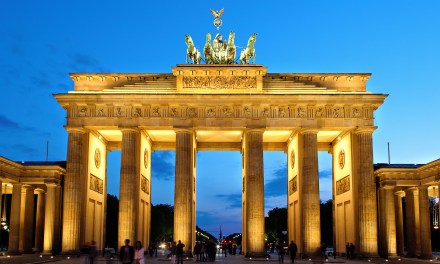 Berlin – Hotbed of football, beer, politics and noise
