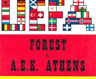 Season 78/79: Nottingham Forest ease into European Cup quarter finals