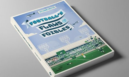 Book review: Football's Flaws & Foibles by Richard Foster