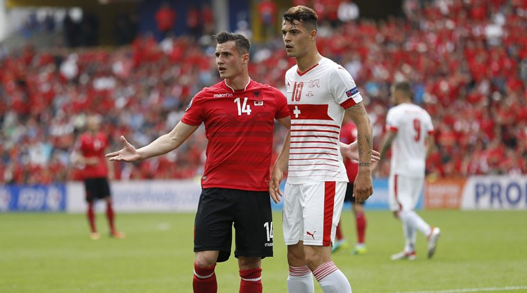 Sibling Rivalry, part 7: The Xhaka boys and the fluidity of borders