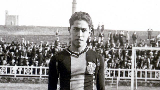 Paulino Alcántara – Barcelona's original international superstar