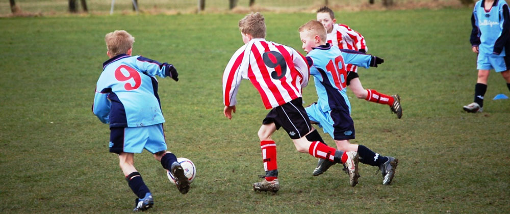 Football – sanctuary, solace, happiness