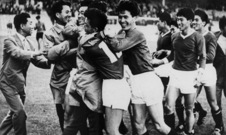Fleeting Heroes: When the North Koreans burst from their bubble