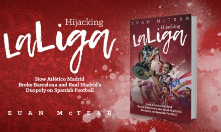 Book review: Hijacking La Liga by Euan McTear