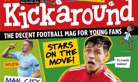 Kickaround – the new magazine from When Saturday Comes