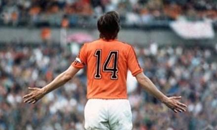 Johan Cruyff's funeral: a short story