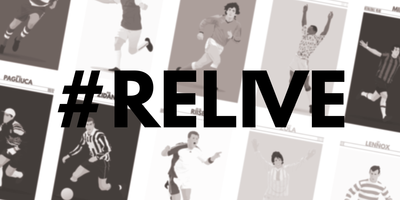 #Relive some of football's most iconic moments