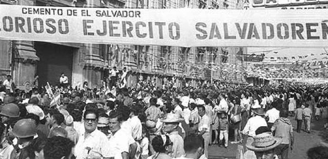 When football spilled over into conflict: Honduras and El Salvador 1969