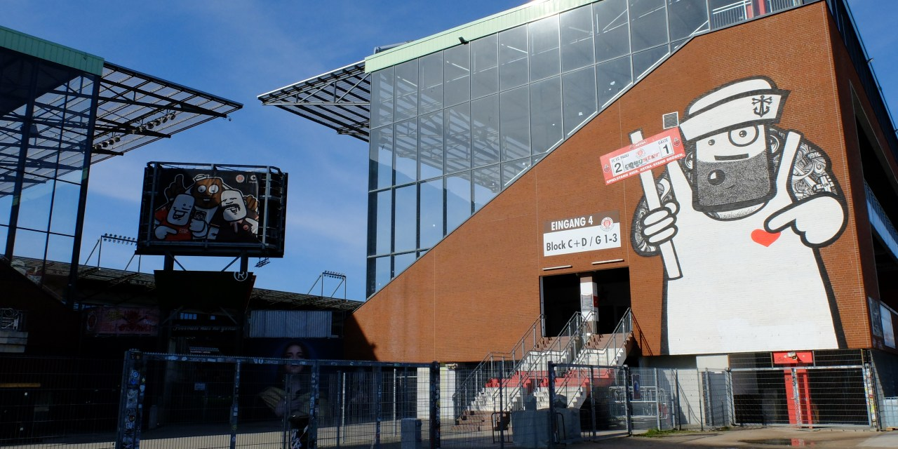 Grounds for closer inspection, part 7: Hamburger SV and St. Pauli