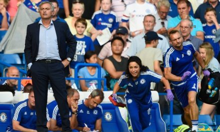 Partnerships in football: The Manager and his medical team