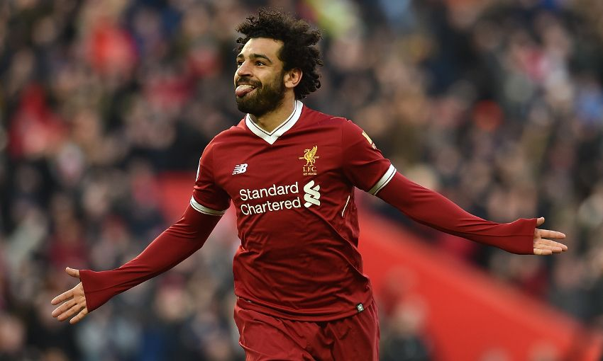 Mo Salah: Liverpool's explosive element is this season's success story