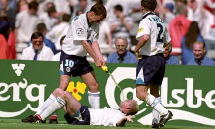 Dead dogs and Britpop: the glory of Euro '96