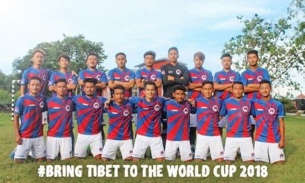 Wild card Tibet hoping for CONIFA World Cup 2018 success