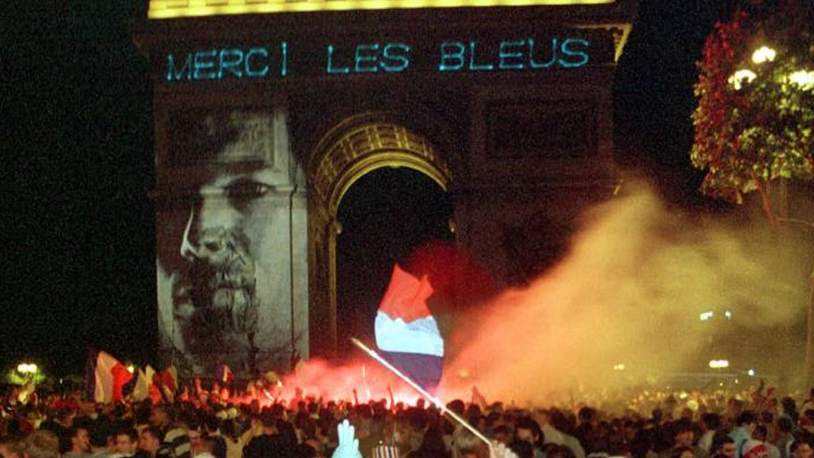 Postcards from Paris - the legacy of France's 1998 World Cup triumph | The  Football Pink