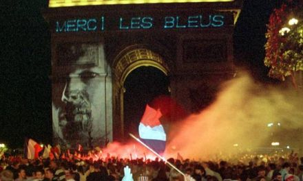 Postcards from Paris – the legacy of France's 1998 World Cup triumph