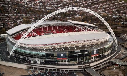 Selling Wembley by the Pound